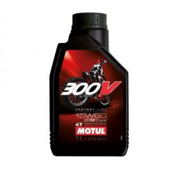 Olej silnikowy syntetyczny MOTUL 300V FACTORY LINE OFF ROAD 15W60 1l