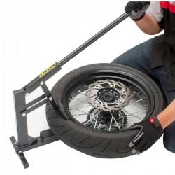 Ręczna zmieniarka opon motocyklowych od 15 do 21 cali UNIT