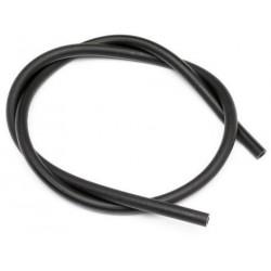 Przewód paliwowy wąż paliwa 4mm czarny gruby 1m