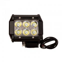 Zestaw Lamp Halogenów LED CREE 4400 LM + włącznik