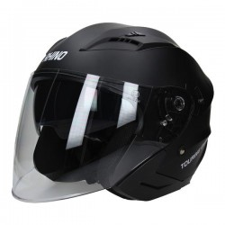 RHINO KASK OTWARTY TOURING EVO BLACK MATT