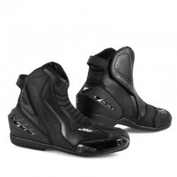 SHIMA SX-6 BLACK męskie krótkie sportowe buty motocyklowe