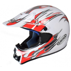 KASK AWINA ENDURO PITBIKE CROSS TN-8686-30