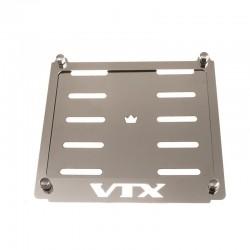 Ramka tablicy rejestracyjnej chrom HONDA VTX