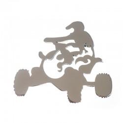 Emblemat samoprzylepny QUAD ATV OFF-ROAD