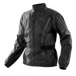 SHIMA HYDRODRY JACKET BLACK wodoodporna kurtka przeciwdeszczowa