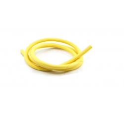 Przewód wysokiego napięcia SILIKON żółty 7 mm 1 mb
