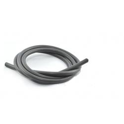 Przewód wysokiego napięcia SILIKON czarny 7 mm 1 mb
