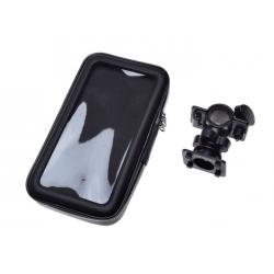 Leoshi uchwyt telefonu z mocowaniem na kierownicę XL