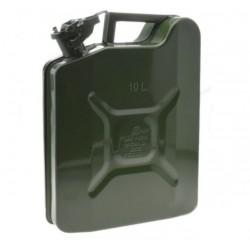 Kanister zbiornik na paliwo metalowy 10L