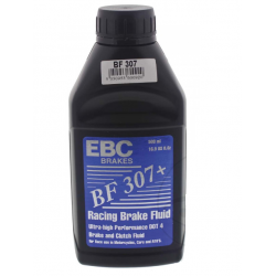 Płyn hamulcowy DOT 4 0,25L EBC Racing BRAKE FLUID