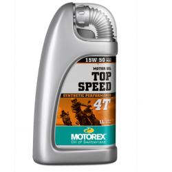 Olej silnikowy Motorex Top Speed 4T 15W50 Syntetyczny