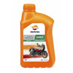 REPSOL olej silnikowy 4T MOTO RIDER 20W50 1L MA2 MINERALNY