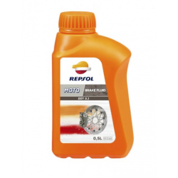 REPSOL płyn hamulcowy MOTO DOT 5.1 BRAKE FLUID 500ML