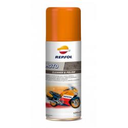 REPSOL środek czyszczący MOTO CLEANER&POLISH 400ML