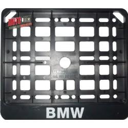 Ramka pod tablicę rejestracyjną, tablicy rejestracyjnej BMW