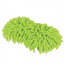 Rekawica gąbka do mycia i polerowania motocykla Oxford Microfibre Noodle Sponge Fluo