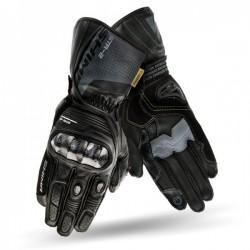 SHIMA STR-2 BLACK sportowe męskie rękawice skórzane