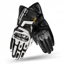 SHIMA STR-2 WHITE sportowe męskie rękawice skórzane