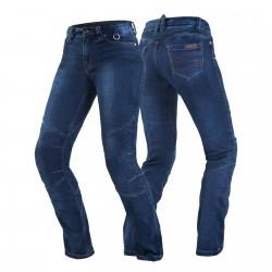SHIMA SANSA BLUE spodnie jeansy motocyklowe damskie