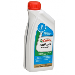 Płyn do chłodnic CASTROL RADICOOL PREMIX, 1L