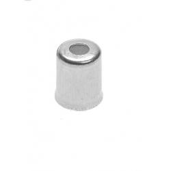 Końcówka pancerza linki sprzęgła hamulca 4,5 mm 1szt.
