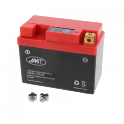 Akumulator litowo-jonowy JMT HJB612-FP Li-Ion z wskaźnikiem wodoodporny