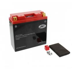 Akumulator litowo-jonowy JMT HJT12B-FPZ-S Li-Ion HIGH Power 7AH z wskaźnikiem