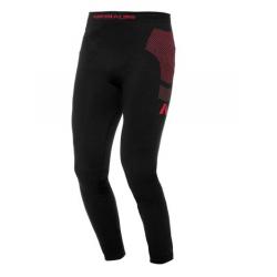 Spodnie termoaktywne ADRENALINE FROST czarno czerwone