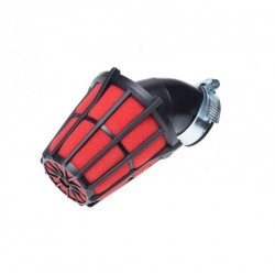 Filtr powietrza 35mm gąbkowy stożkowy 45'