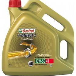 Olej syntetyczny CASTROL POWER 1 RACING 4T 10W50 4L
