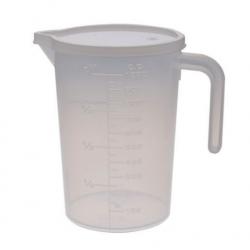 Miarka menzurka do płynów oleju lub paliwa z miarką 1000ml