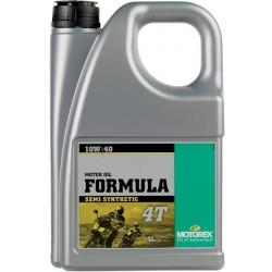 Olej silnikowy półsyntetyczny MOTOREX FORMULA 4T 10W40 4l