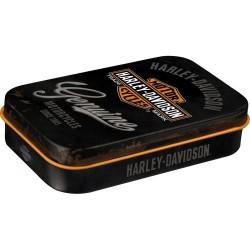 MINTBOX XL HARLEY-DAVIDSON GENUINE 82111 cukierki miętówki w pudełku na prezent