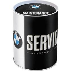 Skarbonka na prezent BMW SERVICE 31011
