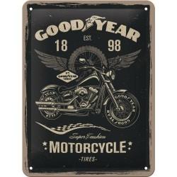 Plakat, tablica metalowa do garażu na prezent GOODYEAR 26224