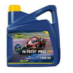 PUTOLINE olej silnikowy N-TECH PRO R+ 15W50 4L
