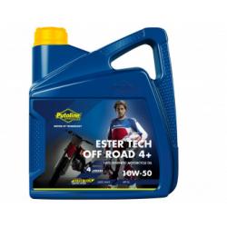 PUTOLINE olej silnikowy ESTER TECH OFF ROAD 4+ 10W-50 4L