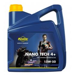 PUTOLINE olej silnikowy  OFF ROAD NANO TECH 4+ 15W-50 4L
