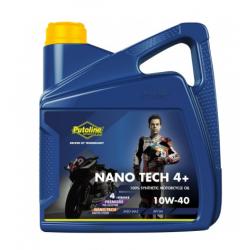 PUTOLINE olej silnikowy OFF ROAD NANO TECH 4+ 10W-40 4L