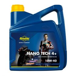 PUTOLINE olej silnikowy NANO TECH 4+ 10W-40 4L