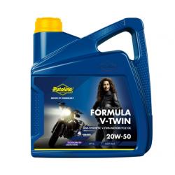 PUTOLINE olej silnikowy FORMULA V-TWIN 20W50 4L