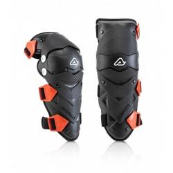 Acerbis Impact Evo 3.0 ochraniacze kolan nakolanniki czarne