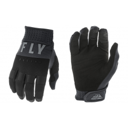 FLY F-16 BLACK/GREY męskie rękawice cross enduro off road