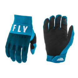 FLY F-16 NAVY/BLUE/WHITE męskie rękawice cross enduro off road