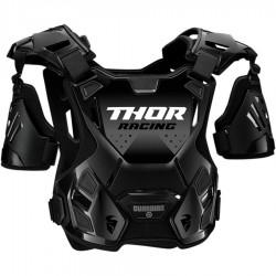 THOR ochraniacz klatki piersiowej buzer GUARDIAN Black/Silver