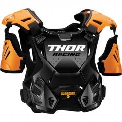 THOR ochraniacz klatki piersiowej buzer GUARDIAN Black/Orange