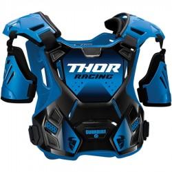 THOR ochraniacz klatki piersiowej buzer GUARDIAN Black/Blue