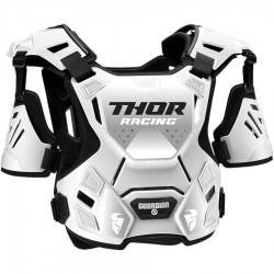 THOR ochraniacz klatki piersiowej buzer GUARDIAN Black/White