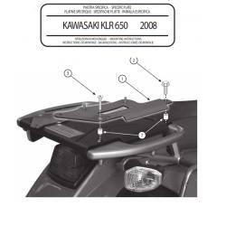 Kappa stelaż kufra centralnego KAWASAKI KLR 650 07-19